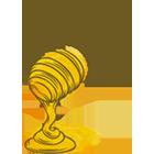 Dibujo de miel