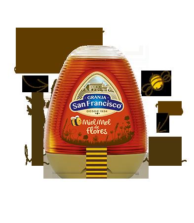 Miel de Flores <br>de 350 gr