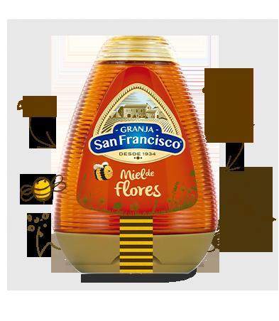 Miel de Flores <br>de 425 gr