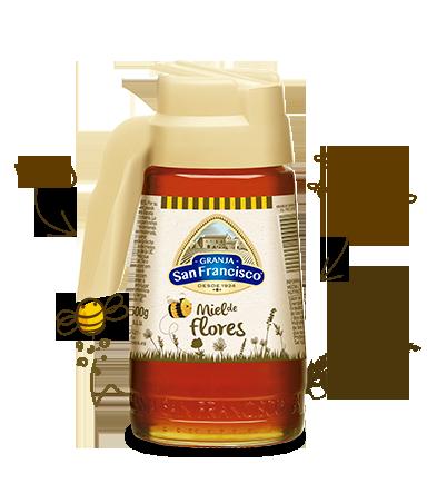 Miel de Flores <br>de 500 gr