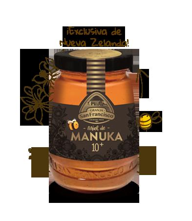 Miel de Manuka